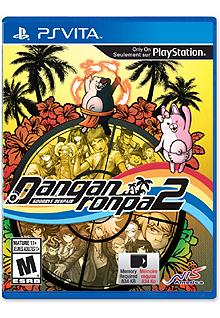 Dangan Ronpa 2 - Goodbye Despair sur PS Vita
