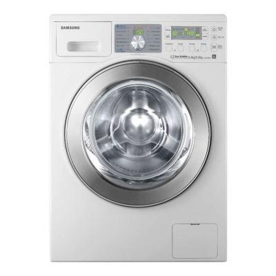 Lave-linge séchant Samsung Eco Bubble WD0804W8E - 8Kg + 5Kg