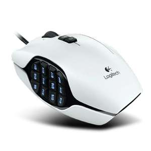 Souris filaire Logitech G600 MMO Gaming Mouse