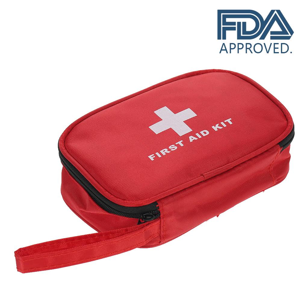 Trousse de secours - 40 articles (FDA approuvée)