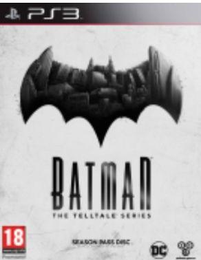 Jeu Batman The Telltale series sur PS3