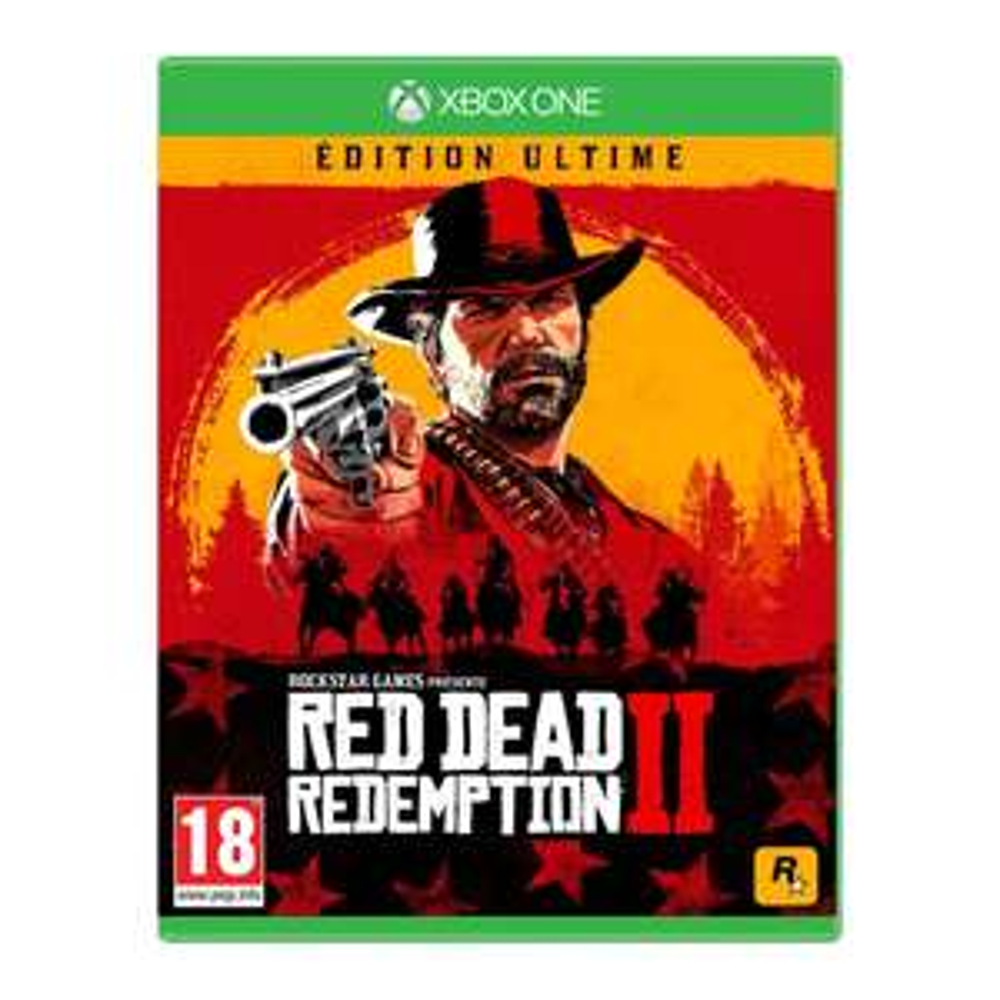Jeu Red Dead Redemption 2 - Edition Ultime sur Xbox One