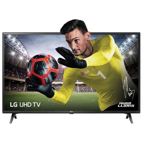 "TV 55"" LG 55UK6200 - 4K UHD, Active HDR, Smart TV"