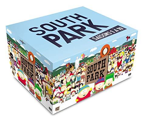 Coffret DVD South Park - L'intégrale officielle ! - Saisons 1 à 19