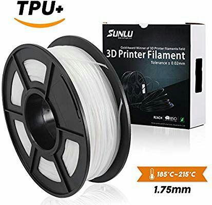 [Primes] Filament Sunlu pour Imprimante 3D - TPU, Plusieurs coloris (Vendeur tiers)