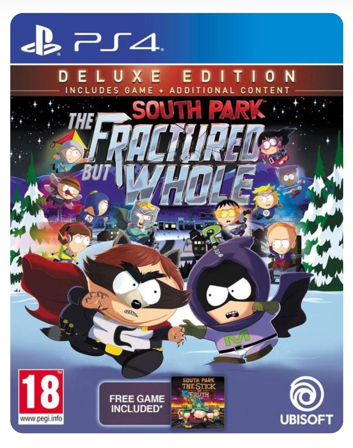 Jeu South Park: L'annale du destin sur PS4 - Edition Deluxe