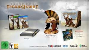 Jeu Titan Quest sur Xbox One ou PS4 - Coffret collector