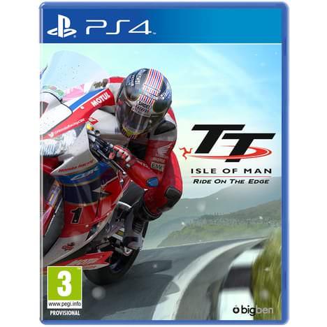 TT Isle Of Man sur PS4 et Xbox One