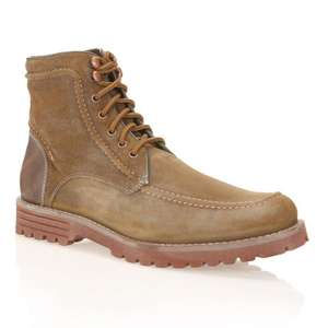 Bottines homme Hush Puppies (Tailles 45 / 46)