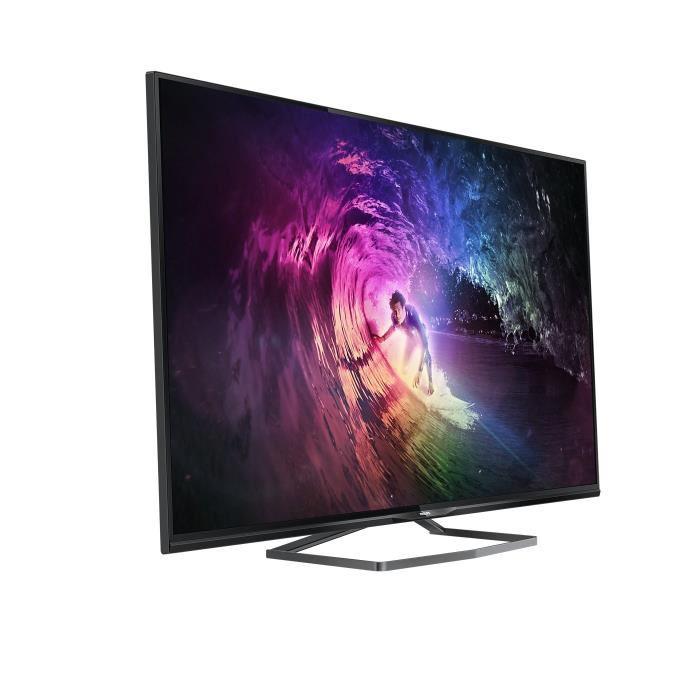 """TV 50"""" Philips  50PUK6809 - Smart TV -  3D - 4K"""