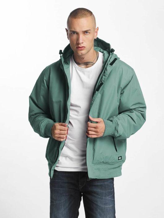 Manteau hiver homme Cornwell vert Dickies