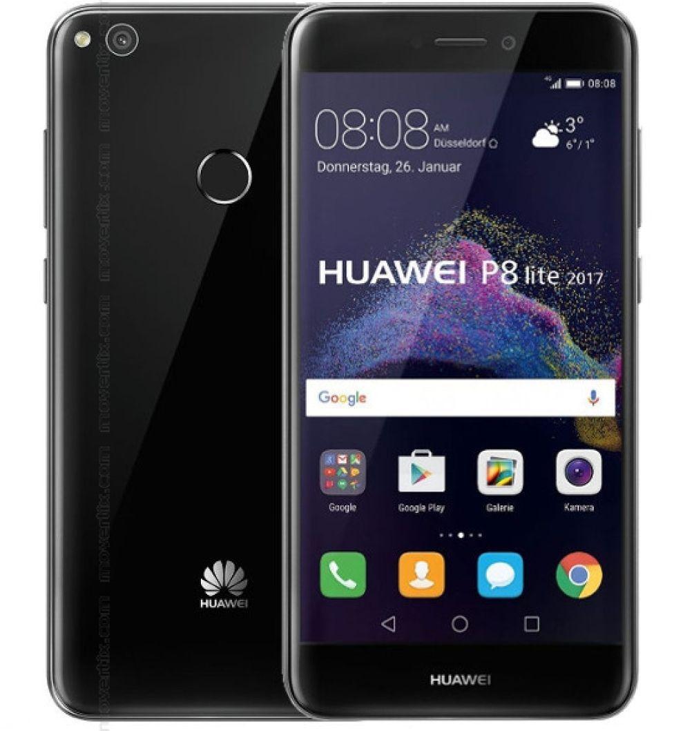 "Smartphone 5.2"" Huawei P8 Lite (2017) - Full HD, Kirin 655, 3 Go de RAM, 16 Go (avec 50€ sur la carte)"