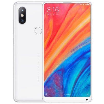 "Smartphone 5.99"" Xiaomi Mi Mix 2S - Snapdragon 845, ROM 64 Go, RAM 6 Go (B20 + B28), Blanc"