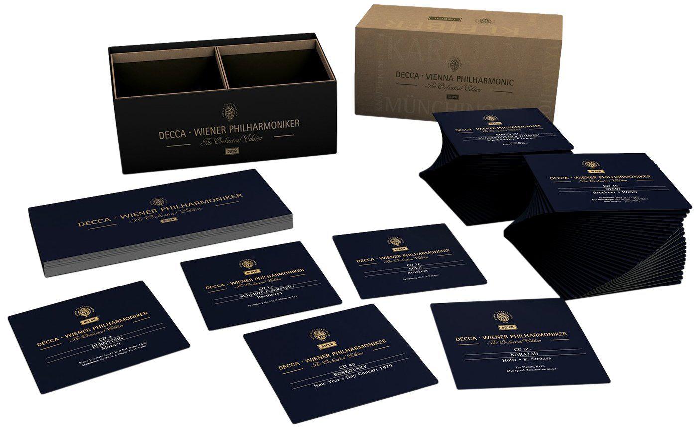 Orchestral Édition - Coffret 65 CD Tirage Limité
