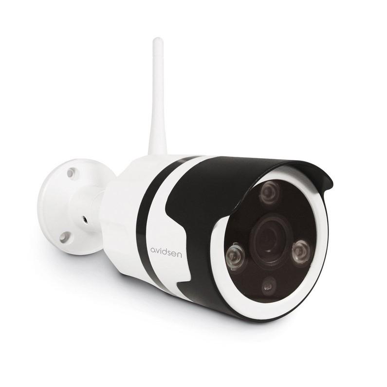 Caméra de vidéosurveillance extérieur AVIDSEN 123981 - IP, 720p