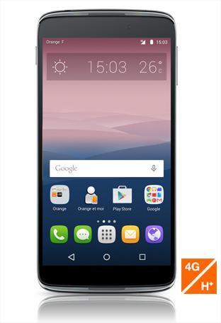 "Smartphone 5.5"" Alcatel Idol 3 (avec ODR 50€)"