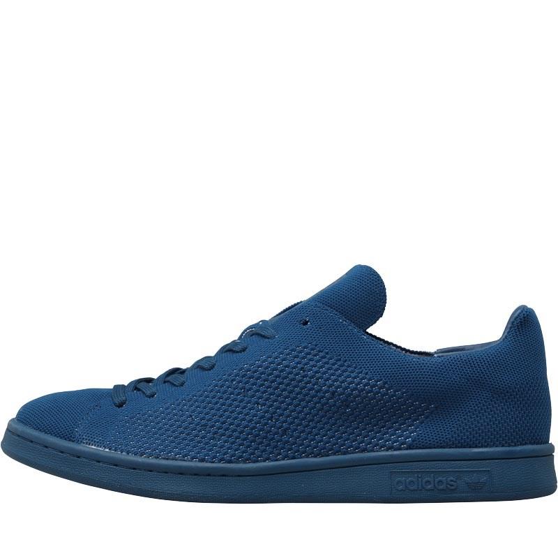 Basket Adidas Stan Smith PrimeKnit - Tech Steel (Tailles : 38, 39, 42, 43)