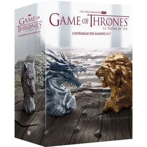 Coffret DVD Game of Thrones - Saison 1 à 7