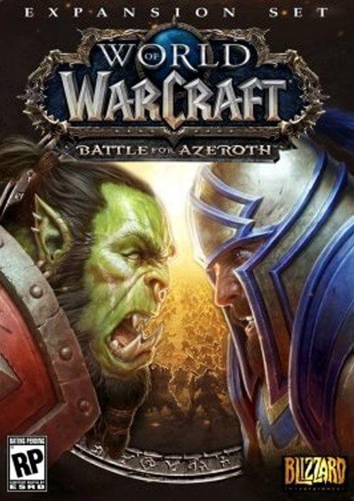 World of Warcraft: Battle for Azeroth sur PC (Dématerialisé - Battle.net)