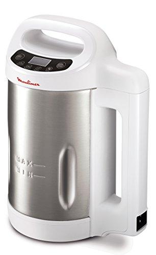 Cuiseur à soupes Moulinex LM540110 My Daily Soup - Blanc, 1,2L