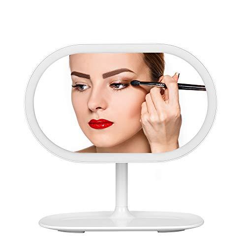 Miroir Maquillage Cosmétique LED Kranich - Blanc (vendeur tiers)