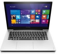 """PC portable Lenovo 14"""" U430 TOUCH  (i5-4210U - 4Go de ram - 256 Go SSD) (ODR LENOVO 20%)"""
