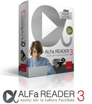 Logiciel AlfaReader Gratuit sur PC (Dématérialisé)