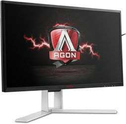 "Écran PC 27"" AOC Agon AG271QX - QHD, 144Hz, Dalle TN"