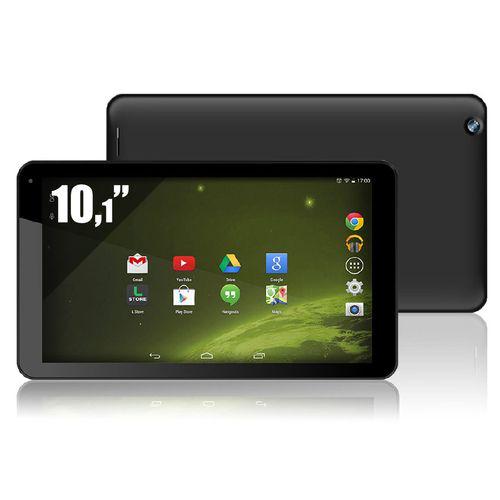 "Tablette 10.1"" Logicom L-Element Tab 1001 - 16 Go - Wifi - Noir"
