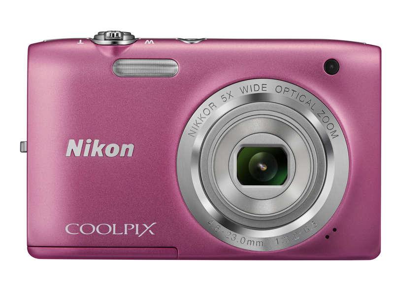 Appareil photo Nikon Coolpix S2800 Rose 20.1M Zoom x5