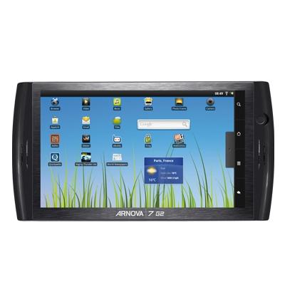 Tablette Archos Arnova 7 G2 4Go - Android 4.0 ICS