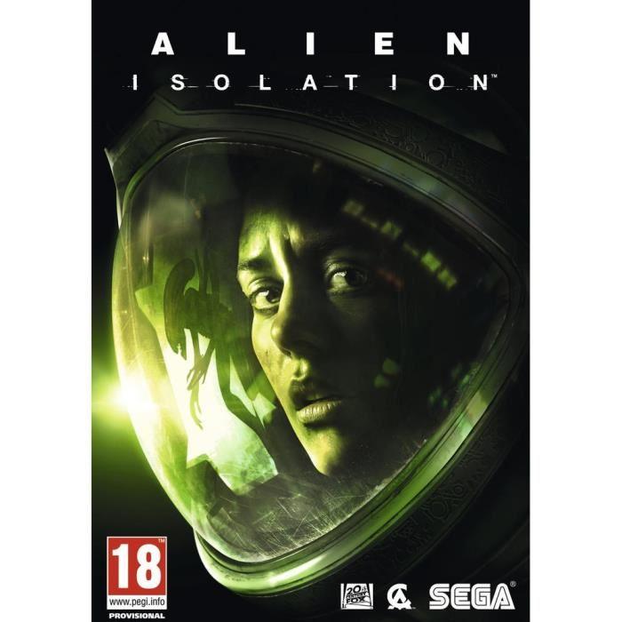 Alien: Isolation sur PC (Dématérialisé - Steam)