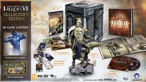 Coffret Might and Magic Heroes VII - Édition Collector sur PC