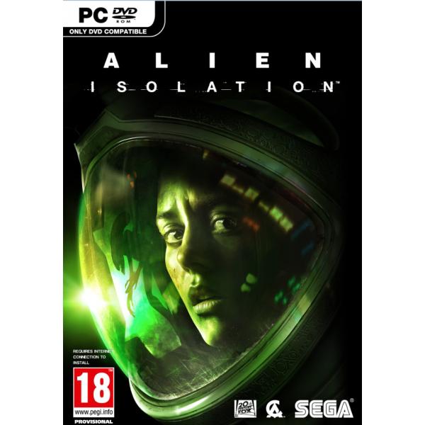 Jeu Alien Isolation sur PC - Edition Nostromo (En boite)