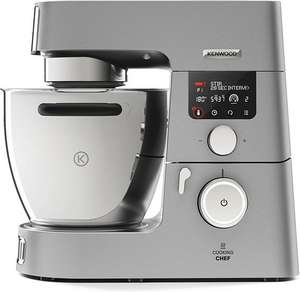 Robot-cuiseur Kenwood Cooking Chef Gourmet KCC9063S (1500 W) + 4 accessoires - ColiChef