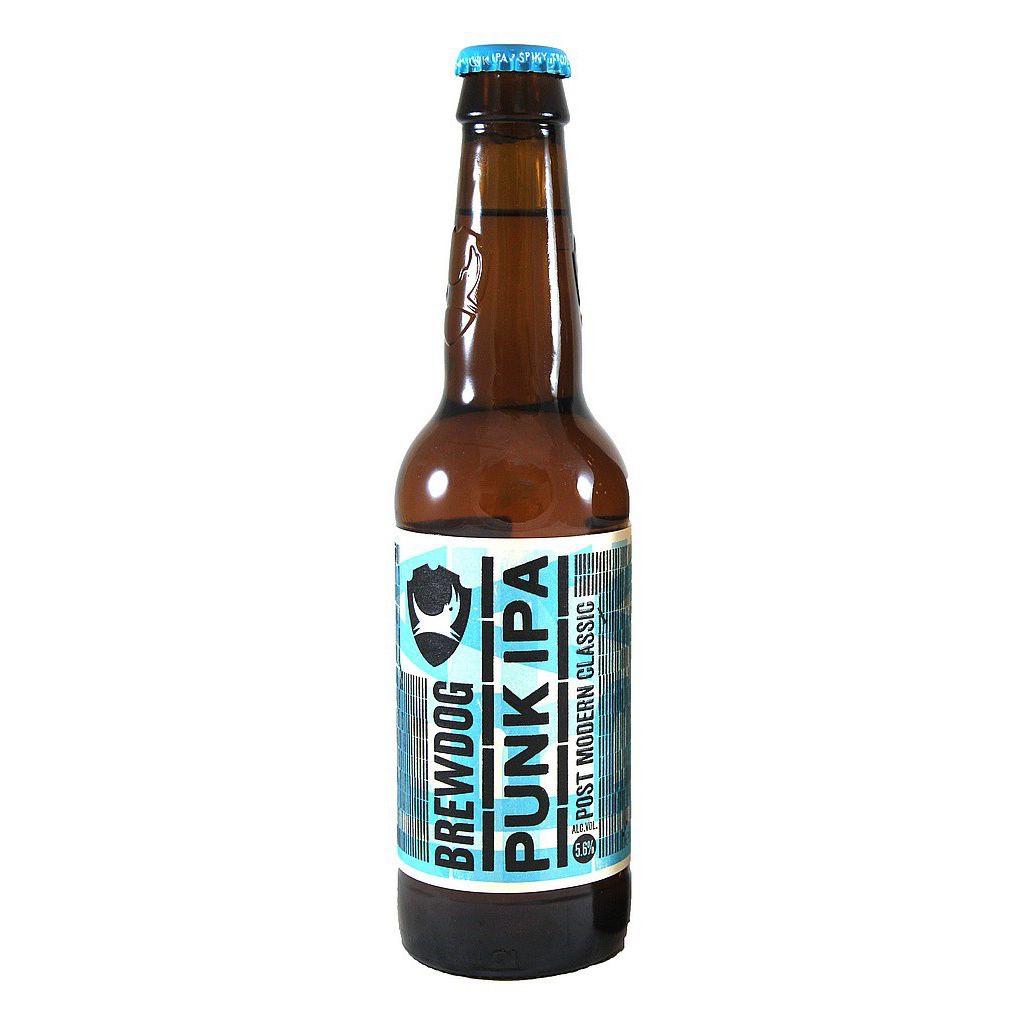 Lot de 3 bouteilles de bière Brewdog - 3 x 33cl - Ex : Punk IPA