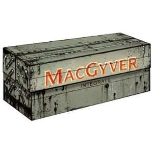 Intégrale collector McGyver - 38 DVD