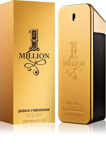Eau de Toilette Homme Paco Rabanne 1 million - 200 ml