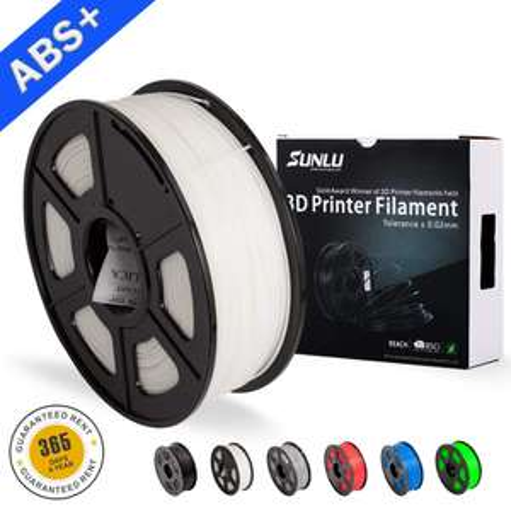 Bobine de filament ABS- 1 Kg Sunlu (vendeur tiers)