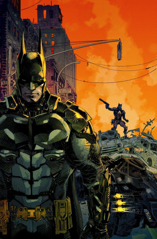 Batman : Arkam Knight - Tome 1 à 3 en édition numérique (VO) offerts (au lieu de 8.07€)