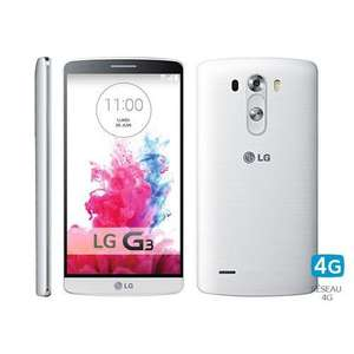"Smartphone 5.5"" LG G3 32 Go (4G)"