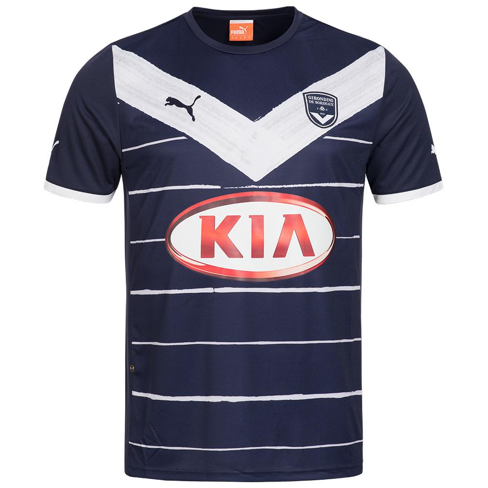 Maillot de foot Puma FC Girondins de Bordeaux - 2XL, XL, S (frais de port inclus)
