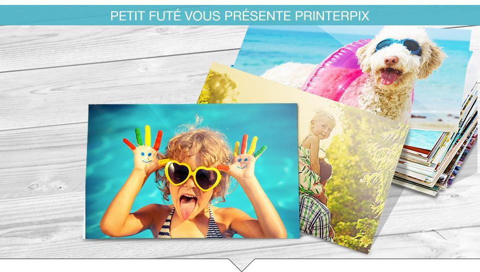 Toile photo 25*25 + 50 tirage photos 15-11 (6.95€ de frais de port)