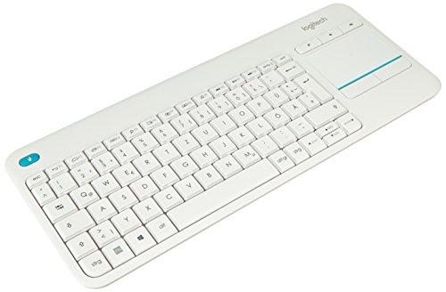 Clavier sans-fil Logitech Keyboard K400+ Plus (Qwertz)