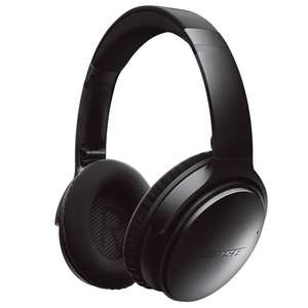 Casque sans-fil à réduction de bruit Bose QuietComfort 35 II