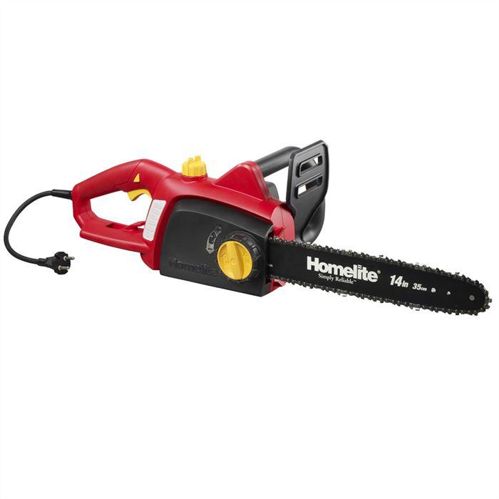 Tronçonneuse électrique Homelite HCS1835T  35 cm - 1800 W