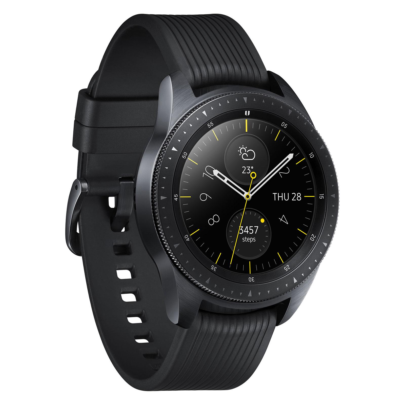 Montre Connectée Samsung Galaxy Watch - Noir (Vendeur Tiers)