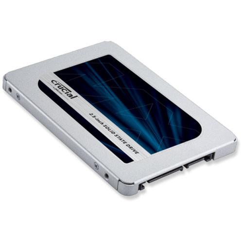 SSD Crucial MX500 - 500 Go, SATA III (76.86 € avec le code WILDWEST)
