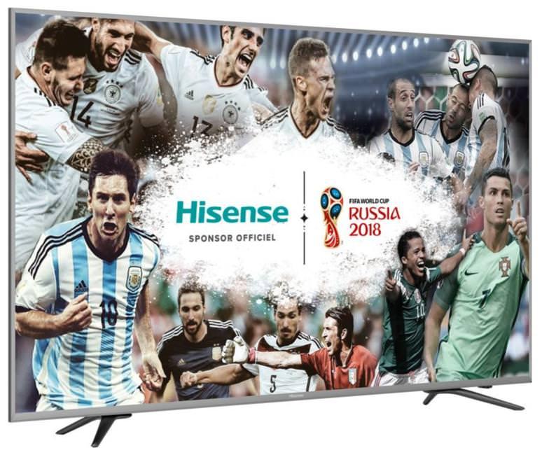 "TV 55"" ULED Hisense H55N6800 - UHD 4K, HDR, Smart TV"