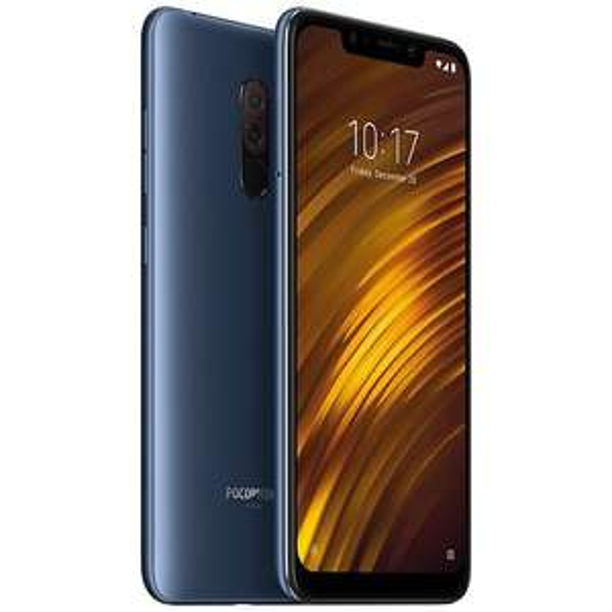 "Smartphone 6.18"" Xiaomi Pocophone F1 (Global - B20) - Full HD+, Snapdragon 845, RAM 6 Go, ROM 64 Go (Bleu)"